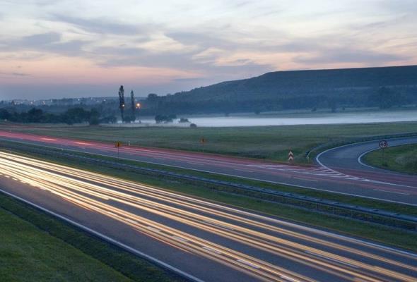 Ruch na A4 Katowice – Kraków nadal rośnie