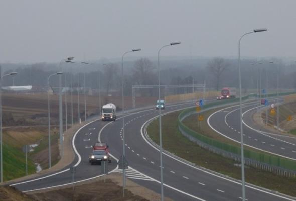 Adamczyk: W 2021 roku Via Baltica będzie przejezdna w całości