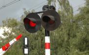 Dwóch chętnych do robót na przejeździe drogowo-kolejowym