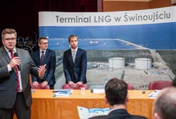 Drugi część dialogu społecznego z Polskim LNG