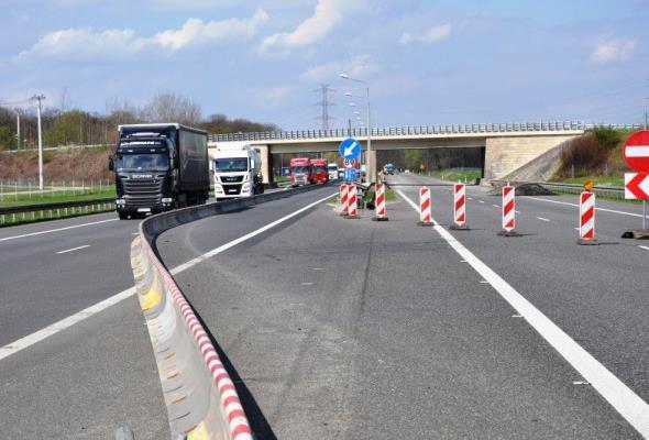 Ruszyły remonty na autostradach A2 i A4