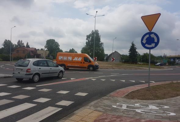 Skarżysko-Kamienna: Bezpieczniej na drodze krajowej nr 42