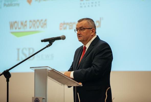 Andrzej Adamczyk otworzy VI Kongres Infrastruktury Polskiej