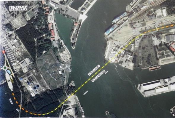 Umowa na tunel w Świnoujściu będzie, ale później