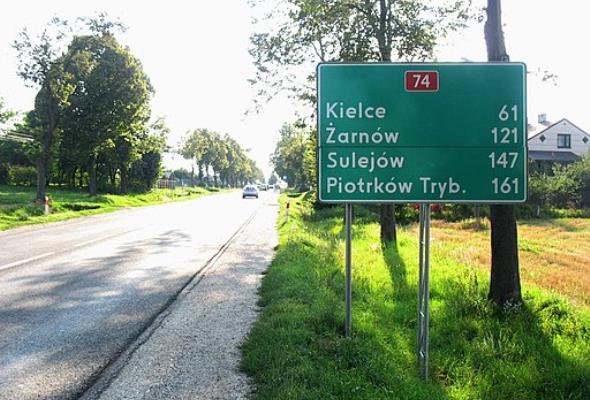 Powstanie łącznik obwodnicy Opatowa