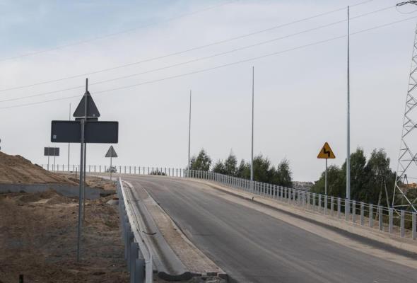 Olsztyn: Kierowcy pojadą nową ul. Towarową