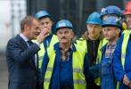 Tusk: Opole to największa inwestycja przemysłowa wolnej Polski