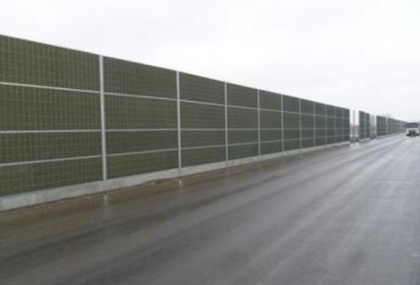 Warmińsko-mazurskie: Rezygnują z ekranów akustycznych przy S51. Mieszkańcy niezadowoleni
