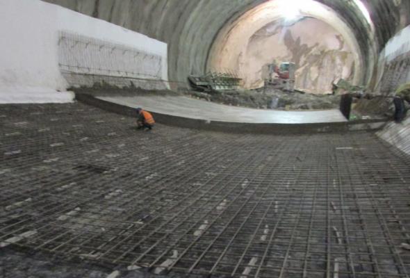 Szef krakowskiej GDDKiA: Drążenie tunelu Zakopianki na półmetku. Prace trwają