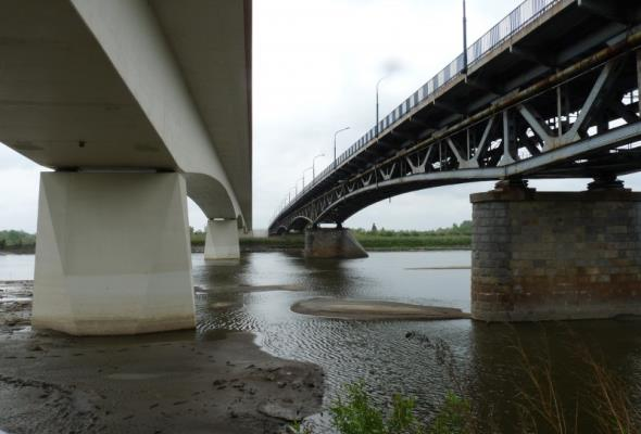 Będzie remont starego mostu w Sandomierzu