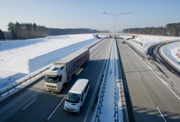 Będzie drożej na A2. Więcej zapłacą kierowcy ciężarówek