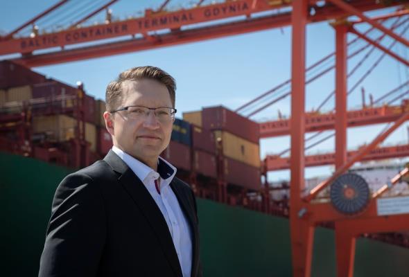 Bałtycki Terminal Kontenerowy w Gdyni ma nowego prezesa