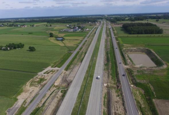 Dziś droga S17 wydłuży się o 30 km – od Garwolina do Ryk