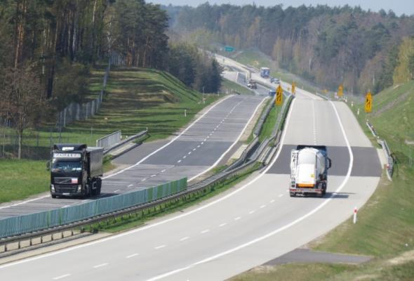 A18 będzie przebudowywana. Jest pierwsza umowa z wykonawcą