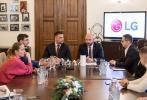 LG Electronics zainwestuje we Wrocławiu 320 mln złotych
