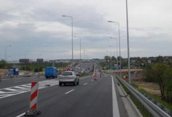 Inwestycje GDDKiA zwiększają bezpieczeństwo ruchu