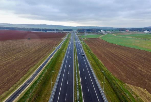 MI: 1400 km dróg w tej kadencji Sejmu