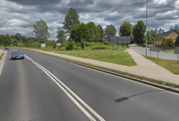 Śląskie. Prace na DK-46 w Lisowicach