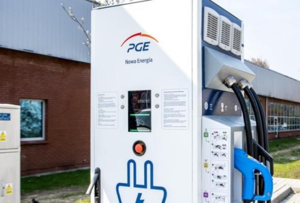 PGE i Volkswagen postawią 300 punktów ładowania aut elektrycznych