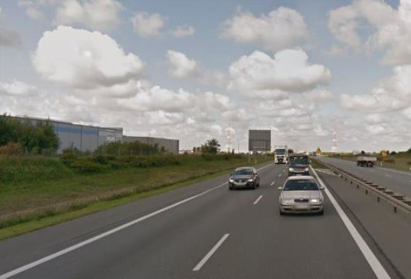 Ruch na drogach krajowych spadł nawet o połowę