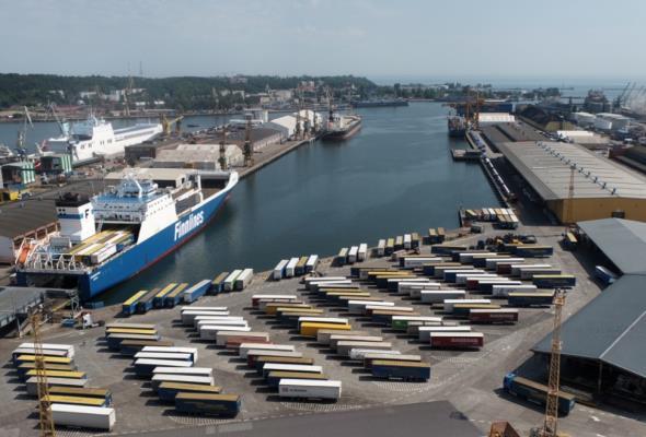 Port Gdynia świętuje 98. urodziny