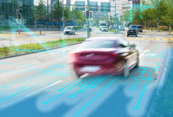 Droga przekaże informacje bezpośrednio do pojazdu. Nowoczesny system w Austrii