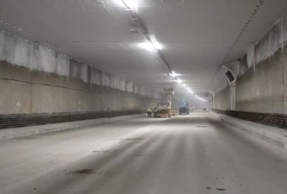 Jeszcze jedna szansa dla chętnych zbadać powietrze przy tunelu na Ursynowie