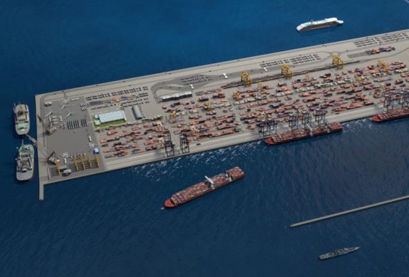 Port Gdynia z rekordowymi wynikami za 2020 rok