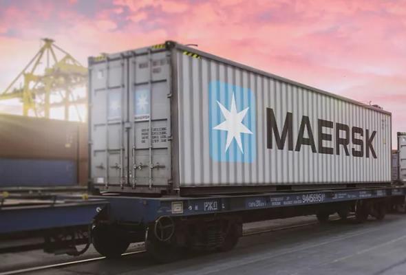 Koleje Rosyjskie i Maersk zwiększają przewozy kontenerów między Europą a Azją