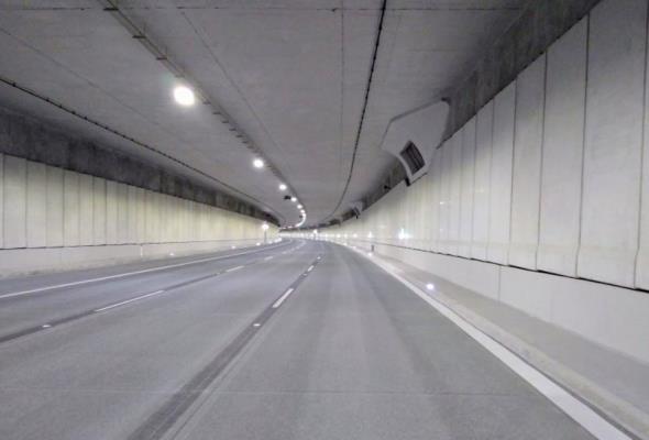 Kłopoty z odbiorami tunelu POW nie zmieniają deklaracji: otwarcie jesienią