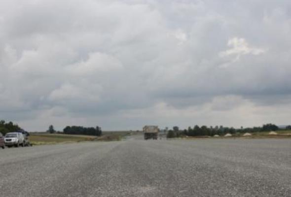 Raport z budowy A4 Tarnów-Dębica