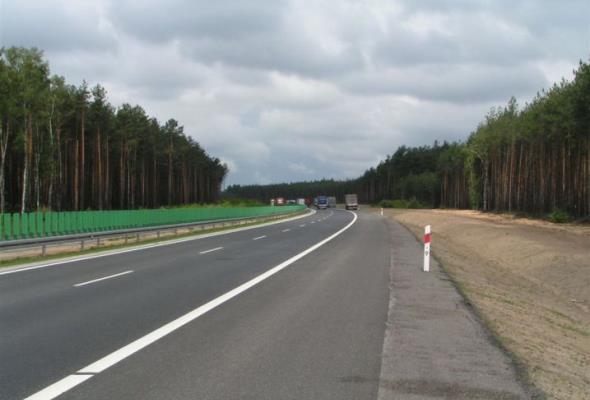 Samorządy części województwa lubuskiego walczą o A18