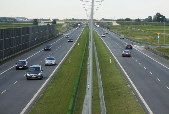 Opłaty na odcinku A2 Nowy Tomyśl–Konin wzrosną dopiero w marcu