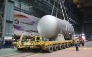 Białoruś: Atomenergomasz zbudował i wysłał korpus reaktora el. jądrowej
