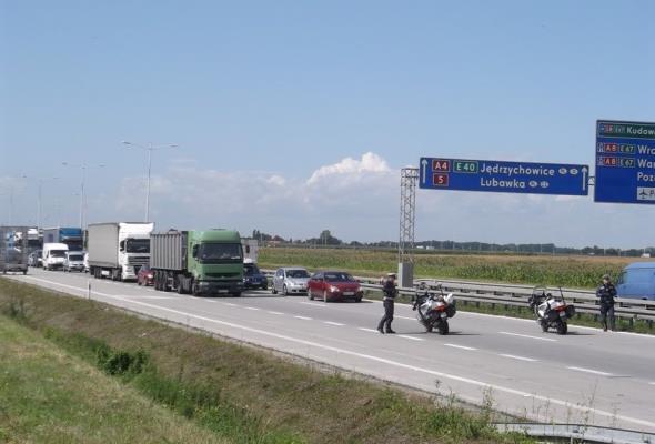 Dolny Śląsk: Zbudują ogrodzenie wzdłuż A4