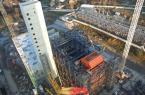 EC Zabrze: Fortum instaluje 40-tonowy walczak