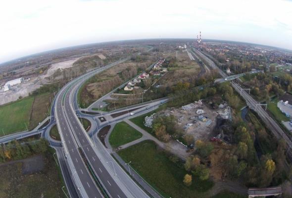 Wrocław: Trwają odbiory wschodniej obwodnicy