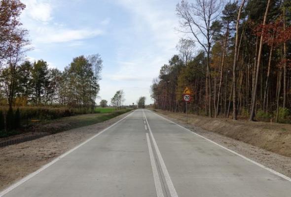 Opolskie: O zasadności budowy betonowych dróg
