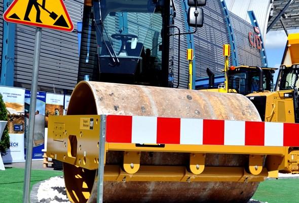Budowa dróg z betonu napędzi sprzedaż maszyn budowlanych?