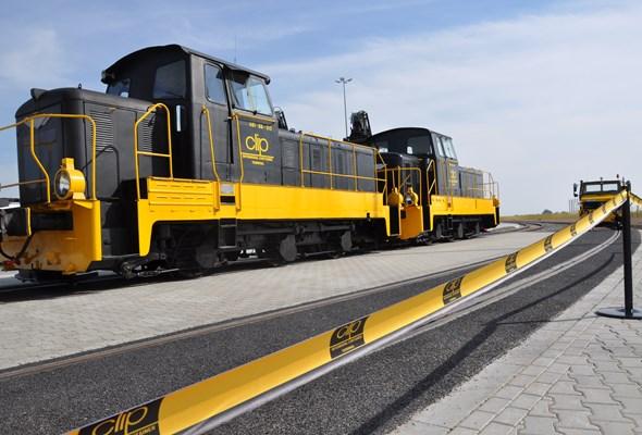 Pociąg z Van Goghiem, czyli w Swarzędzu otwarto terminal intermodalny na 4,5 tys. TEU