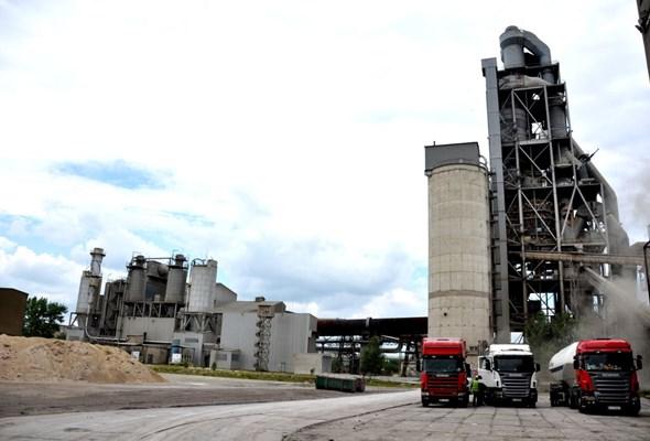 Cementownia Chełm: Nasza strategia to ciągła poprawa działań