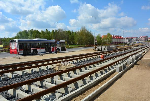Tramwaj w Olsztynie będzie później?