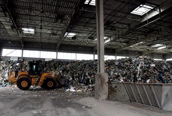 Cementownia Chełm: 80% ciepła z paliw alternatywnych