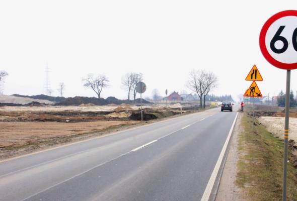 Kujawsko-pomorskie: Rośnie obwodnica Inowrocławia