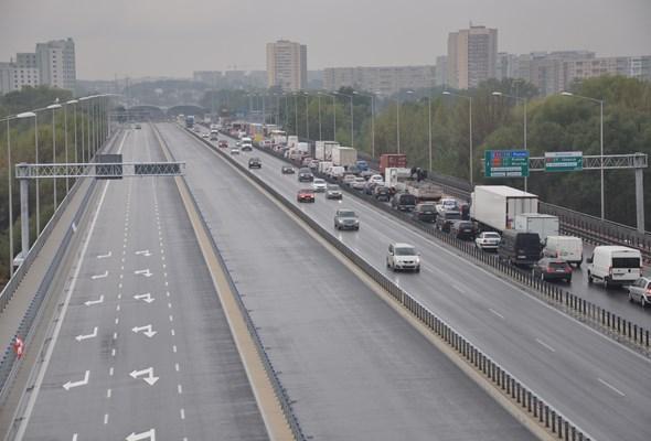 Warszawa: Prace na moście Grota-Roweckiego ukończone, zaczynamy odbiory