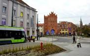 Olsztyn rozważa dwa warianty tramwaju pod Wysoką Bramą