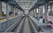 Zajezdnia tramwajowa w Olsztynie na finiszu