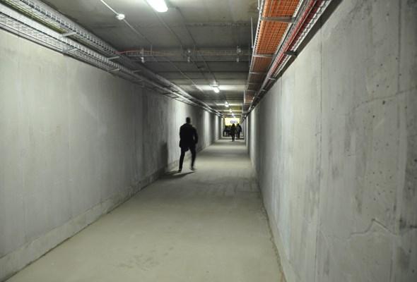 Jak wygląda tunel pod Martwą Wisłą? [GALERIA]