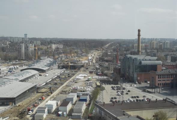 Łódź: 12 mln zł dofinansowania unijnego na Nowowęglową