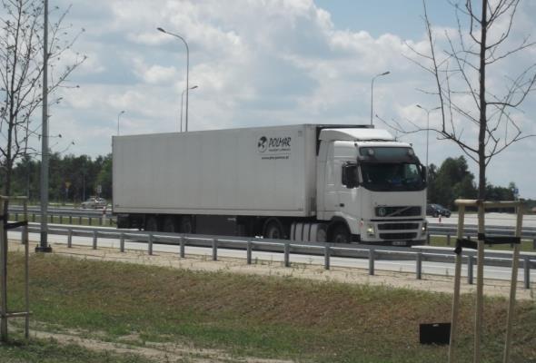 Łódź: Po otwarciu A1 tranzyt przez miasto spadł o połowę
